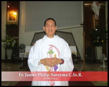 Fr James Naresma