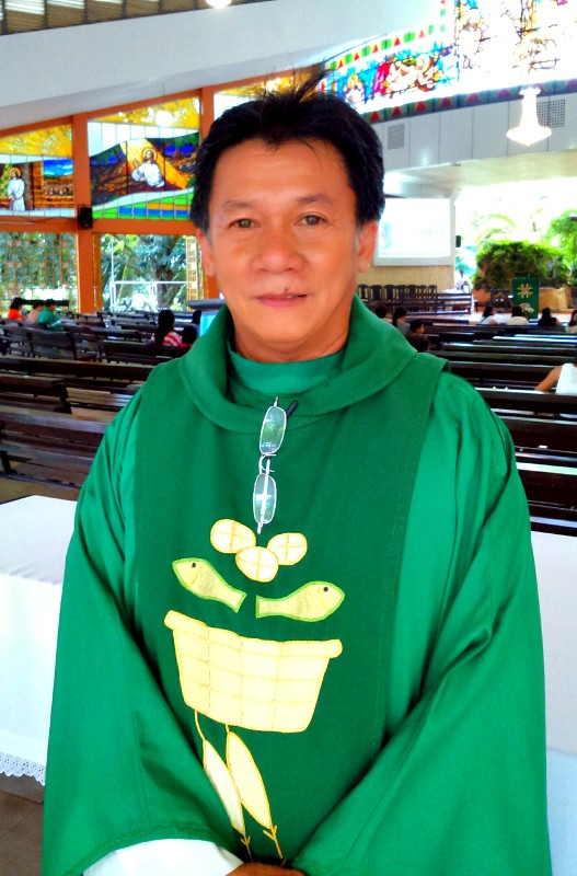 St Francis Assisi Maa Parish Priest