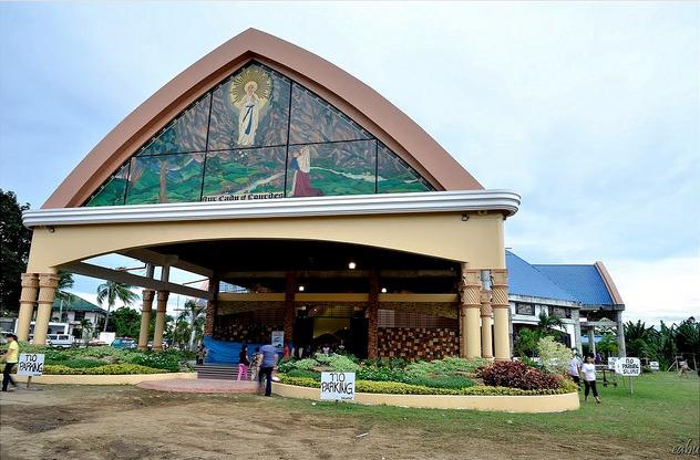 Our Lady of Lourdes Parish Bangkal