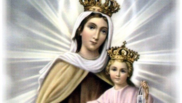 Feast Of Our Lady Of Mount Carmel Quotes: The Feast Of Our Lady Of Mount Carmel Set On July 16