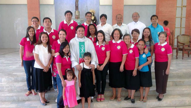 FR. ARNOLD WITH LCCP