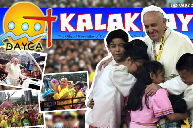 Youth Encounter with Pope Francis Special