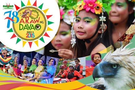 Davao City at 78 years old