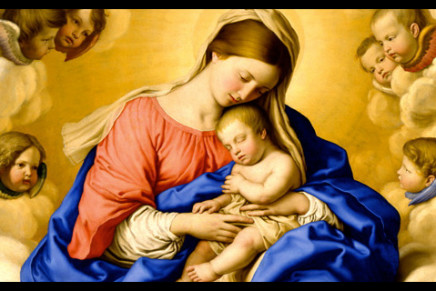 Honoring our Mothers and the Blessed Mother