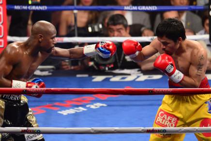 Reaksyon sa Pacquiao-Mayweather Fight (Mati Newsbits)