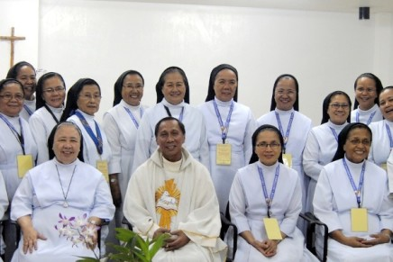 RVM Sisters of SouthMin held 2nd Provincial Chapter