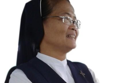 Working student to an inspiring nun