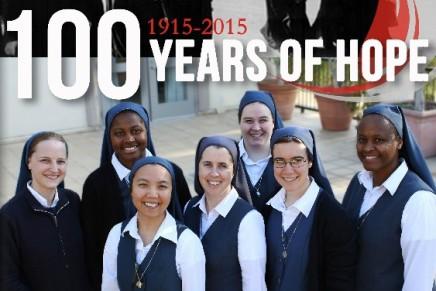 Daughters of St. Paul, 100 ka tuig na
