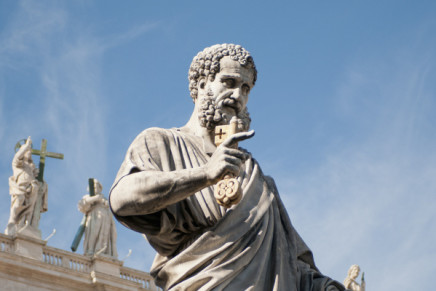 St. Peter: The Rock of Faith