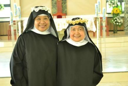 Benedictine Nuns celebrate jubilees