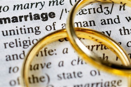 Marriage: State and Church