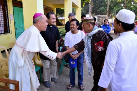 Beyond Borders of Faith and Mission