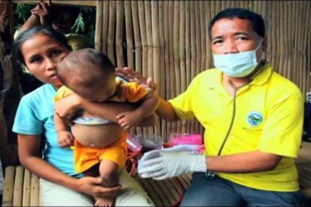 A Volunteer Doctor to the Lumads