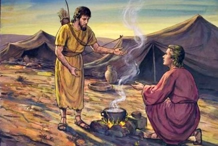 Men of the Scripture: ESAU