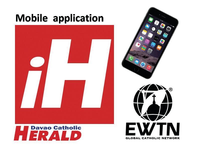 iHerald mobile app - Davao Catholic Herald