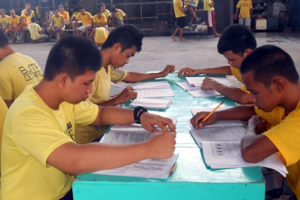 ALS implemented in Davao City Jail