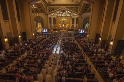 Opening of the Dominican Jubilee