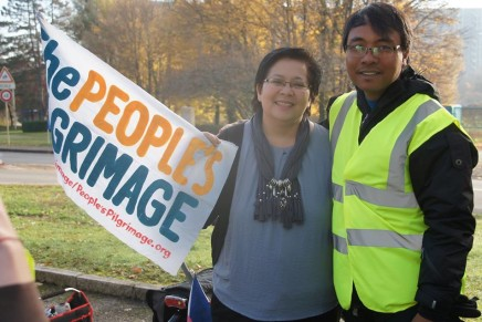 People's Pilgrimage for Climate Change