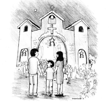 Image result for bring children to mass