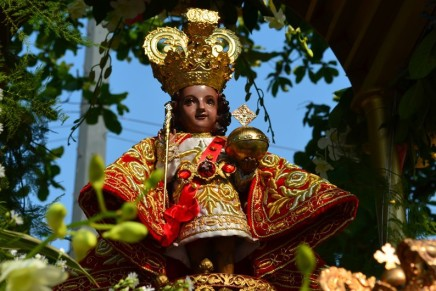 The Sto. Niño in my life