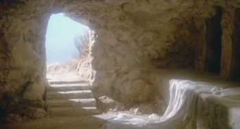 Jesus tomb Resurrection easter sunday