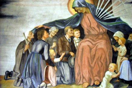 Mary and Mercy