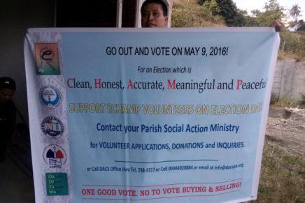 PSAM Coordinators Nangandam alang sa Piniliay 2016