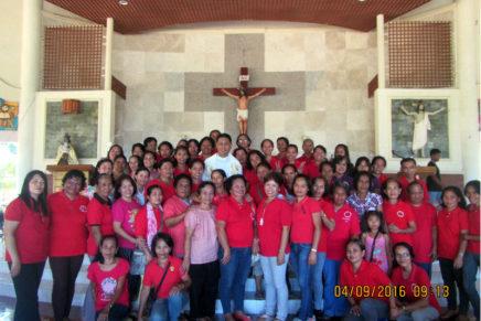 Panagtigum sa mga Pangulo sa Panudlo sa Sr. Sto Nino Kaputian Parish gipahigayon pag-usab