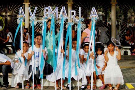 Flores de Mayo –  Gisugdan na sa Archdiocese sa Davao
