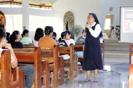 SFDA Parish Tagakpan conducts LCCP enhancement seminar-workshop