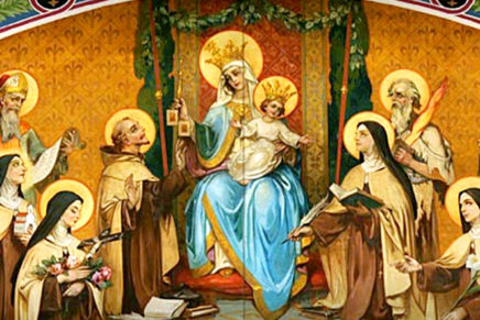 Solemnity of Our Lady of Mount Carmel