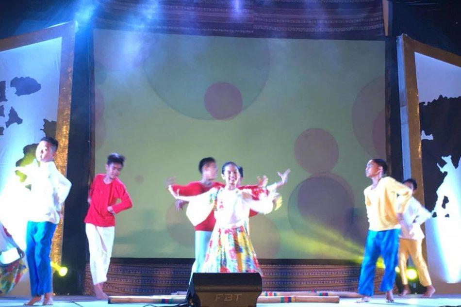 San Pedro Cathedral Socio-Cultural Night: Sayaw ug ang Maayong Balita