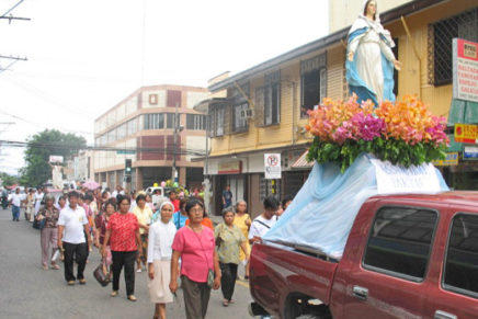 Our Lady of the Assumption Parish Milestones
