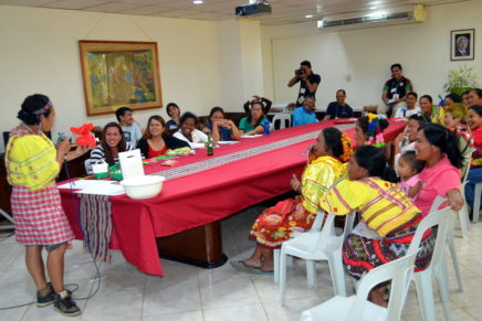 Lumads trained for food products packaging and labeling