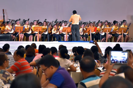 Children's Rondalla concert raises fund for retirement house