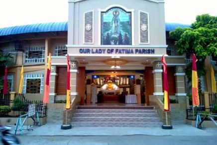 History of Our Lady of Fatima Parish