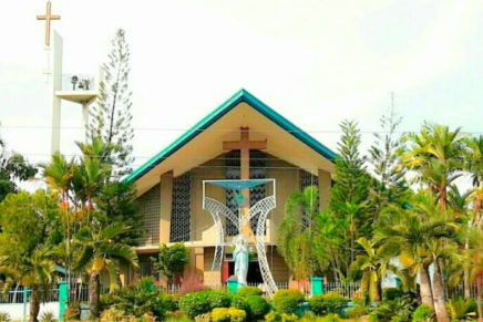 History of the Immaculate Conception Parish of Mintal