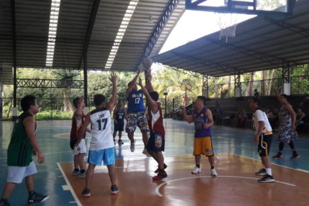 Davao clergy unleash inner athlete