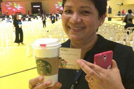 Irene Sagrada Tabada: She Saw Jesus in Jail