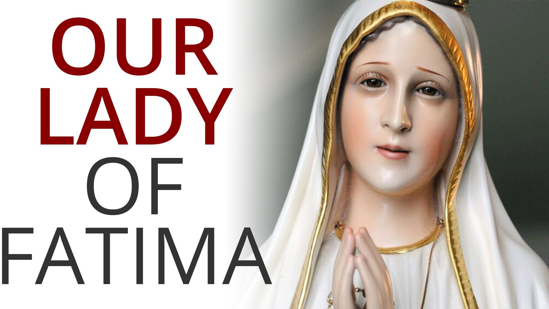 Our Lady Of Fatima Image To Visit Davao City Davao