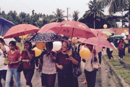 Black Nazarene feast celebrated in Tigatto