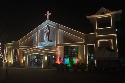 Sagrado Corazon de Jesus Nazareno Parish