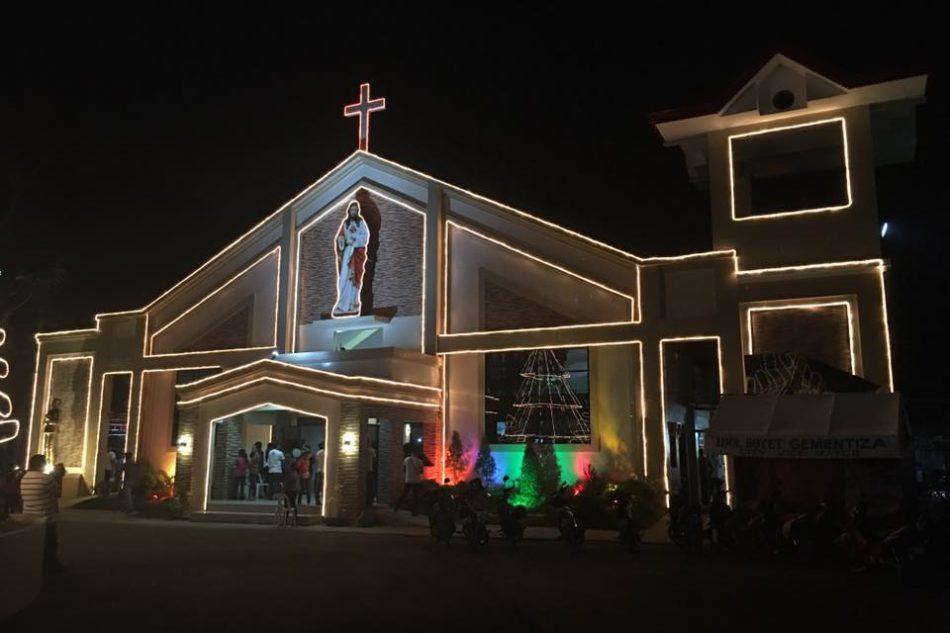 Sagrado Corazon de Jesus Nazareno Parish