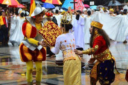 Sinulog sa Cebu, simbolo sa pagtoong Pinoy