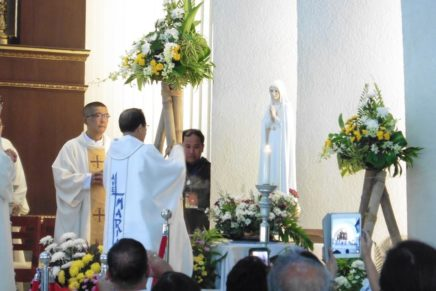 An Encounter with the Our Lady of Fatima