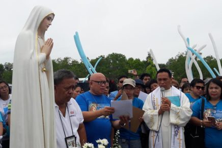 Davao joins 100th year celebration of Fatima apparitions