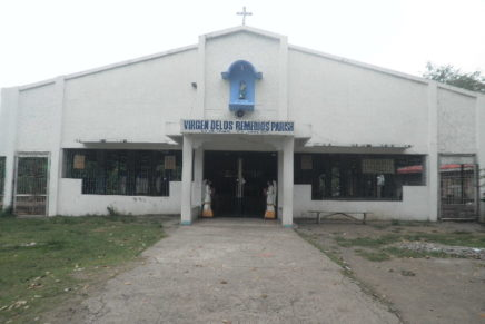 Kasaysayan sa Virgen Delos Remedios Parish