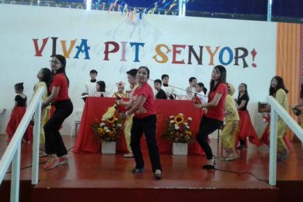 Ateneo grade school celebrates Sinulog fest
