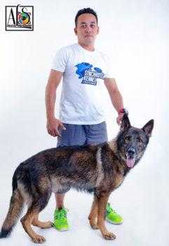Arvin Dog trainer K9 911