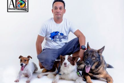 'Mahal ko ang work ko' – Certified K9 handler (Part 2 of 2)